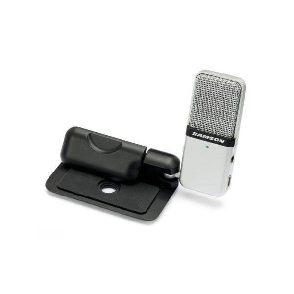 SAMSON GO MIC MICRÓFONO PORTATIL USB