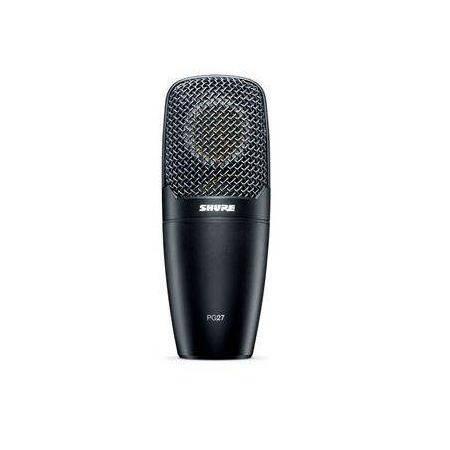 Micrófono estudio shure pg-27