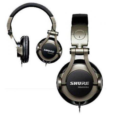 SHURE SRH550 AURICULARES DJ