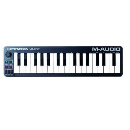 M-Audio Keystation Mini 32 USB 32 teclas