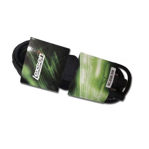 Cable speakon 3mts Lexsen SC008/3