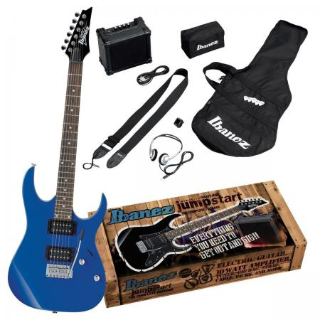 IBANEZ IJRG200BL AZUL  PACK