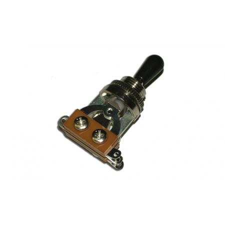 Conmutador Toggle Switch 3 posiciones
