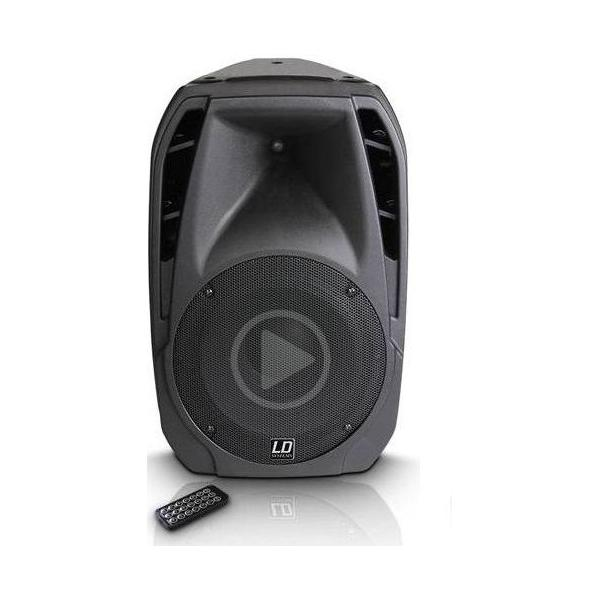 "LD SYSTEMS PLAY 12A Altavoz Activo 12"" con Reproductor Mp3"