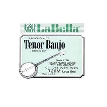 La Bella Juego Cuerdas Banjo 720M