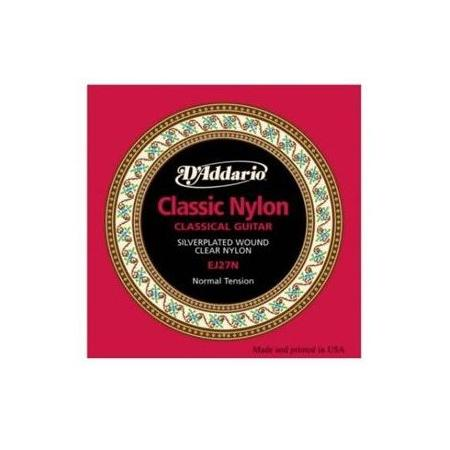 D´ADDARIO EJ27N STUDENT NORMAL TENSION CUERDAS GUI