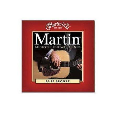 Martin 12-54 Juego Cuerdas Guitarra Acústica