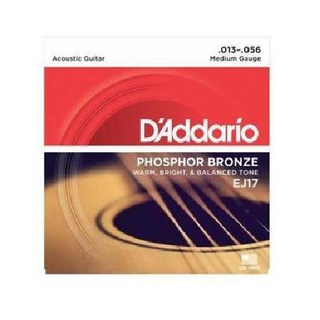 D'addario Ej-17(013-056) Juego Cuerdas Guitarra Ac