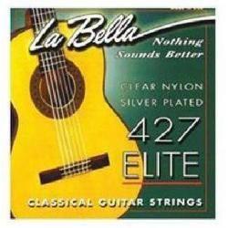 La Bella Blanca 427 Juego Cuerdas Guitarra Clásica