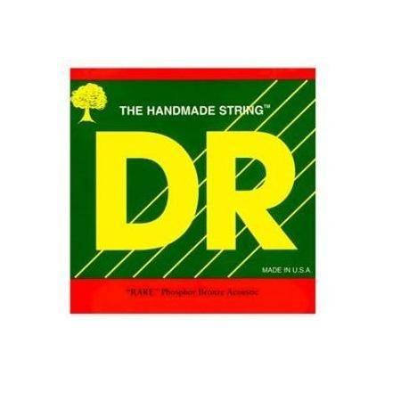 Dr. Strings Rare Cuerdas acústica 10-48