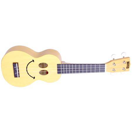 MAHALO SMILE TRANSPARENT TBS UKELELE