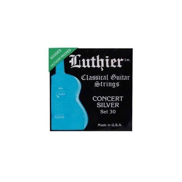 Juego Luthier Clásica 30 Super Carbon 101