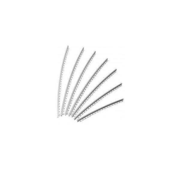 Juego 24 Trastes cortados Dunlop 6190