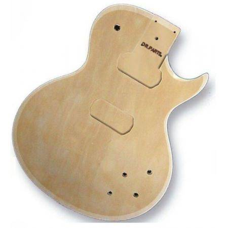 Dr. Parts Single Cutaway Custom Cuerpo guitarra