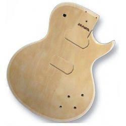 Dr. Parts Single Cutaway Custom Cuerpo guitarra