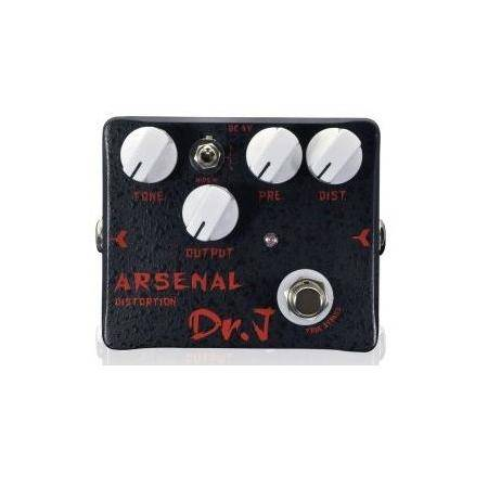 JOYO D51 DR-J. ARSENAL PEDAL DISTORTION