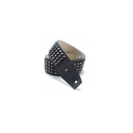 Correa Dunlop BMF Distressed Black Studs de 5cm