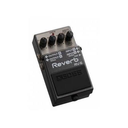BOSS RV6 PEDAL REVERB