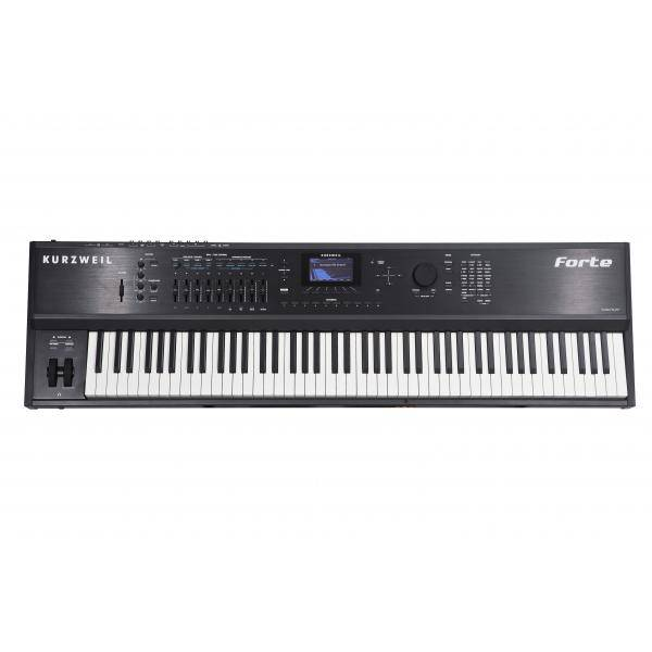 KURZWEIL FORTE 8 PIANO SINTETIZADOR WORKSTATION 88