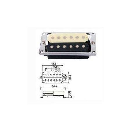 Pastillas Guitarra Eléctrica Dr Parts HPU/N/BI/CR