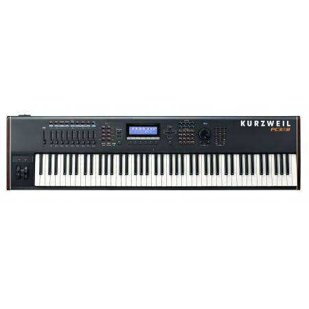 KURZWEIL PC3A8 TECLADO WORKSTATION DE 88 TECLAS