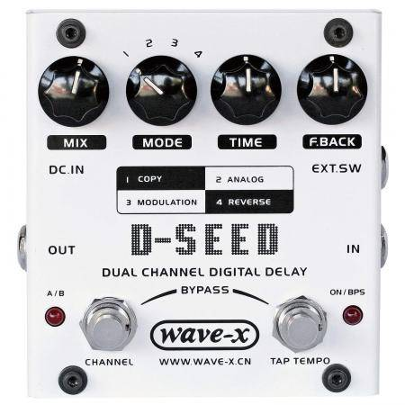 Joyo Dseed Dual digital delay