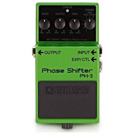 BOSS PH 3 PEDAL GUITARRA