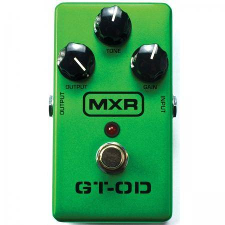 Pedal MXR M193 GT-OD Overdrive