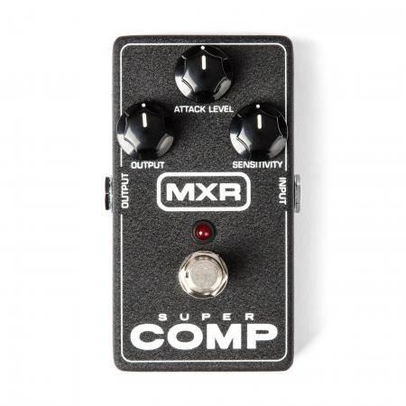 DUNLOP MXR M132 SUPER COMP COMPRESSOR PEDAL