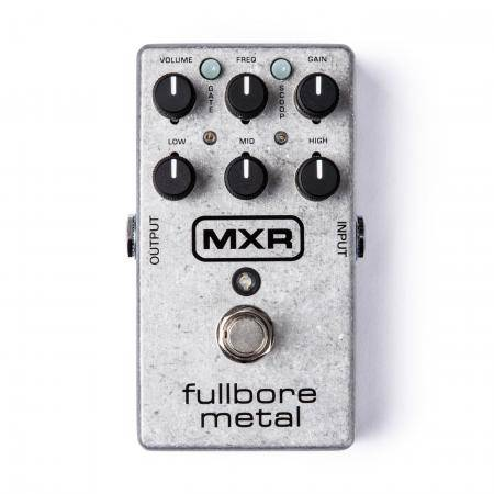 PEDAL DUNLOP MXR M116 FULLBORE METAL DISTORTION