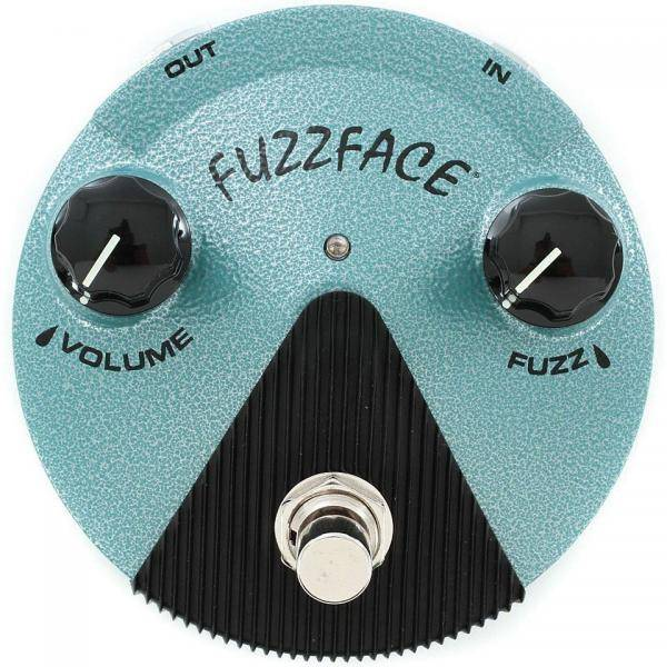 Dunlop Fuzz Face Mini Hendrix Pedal