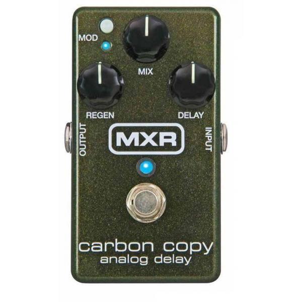 DUNLOP MXR PEDAL GUITARRA M169 MXR  CARBON COPY