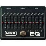 Dunlop MXR M108 EQ gráfico 10 bandas Pedal
