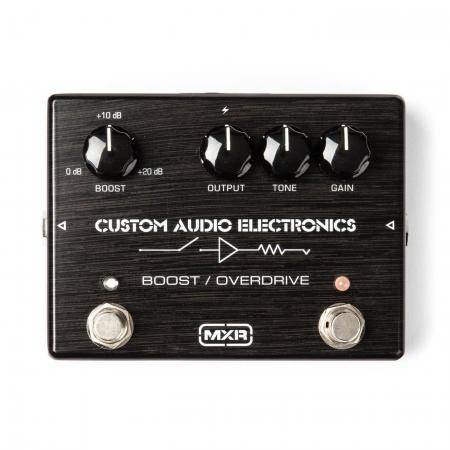 Dunlop CAE MC402 Boost/Overdrive Pedal