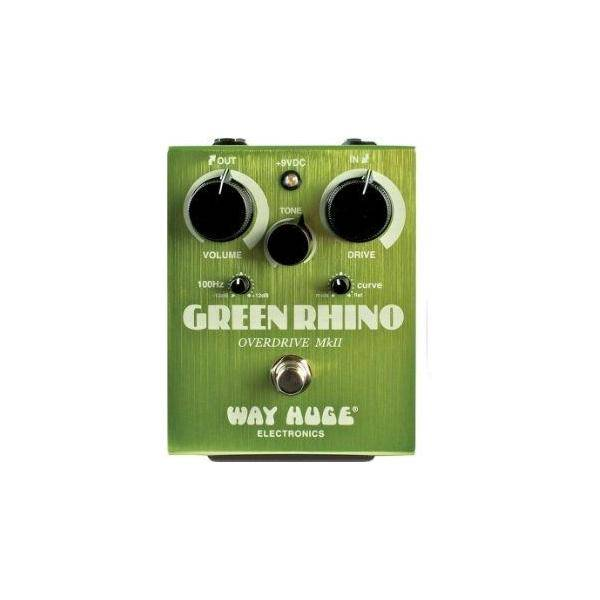 Pedal Dunlop Way Huge WHE202 Green Rhino Overdrive