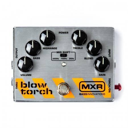 Pedal MXR M181 Blow Torch Distortion