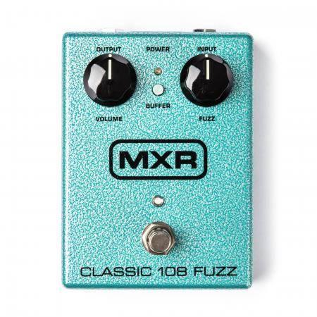 PEDAL MXR M173 CLASSIC 108 FUZZ