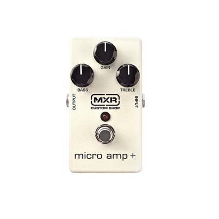 MXR M233 Micro Amp Plus Pedal guitarra