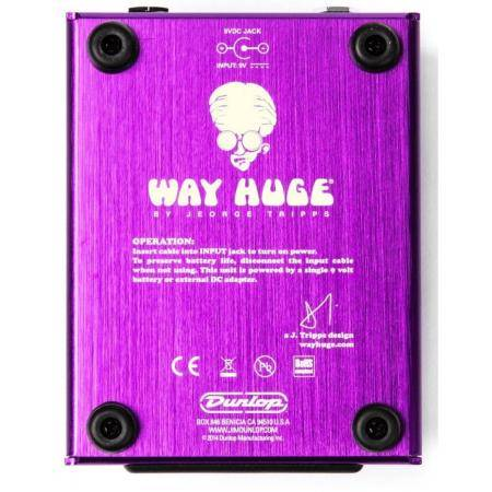 Pedal Dunlop Way Huge WHE201 Pork Loin Overdrive