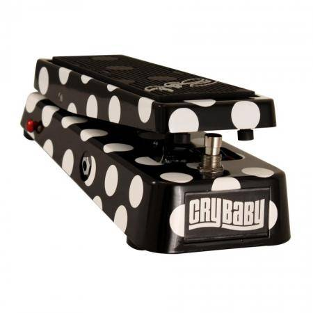 DUNLOP BG95 PEDAL CRY BABY BUDDY GUY SIGNATURE