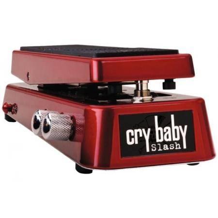 PEDAL DUNLOP SW95 CRY BABY SLASH SIGNATURE