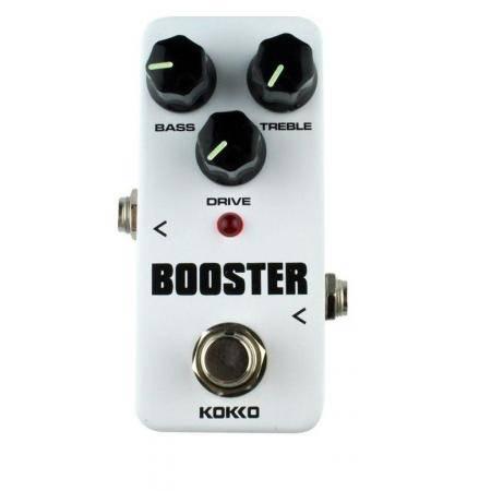 Flanger FBS2 Booster Pedal guitarra