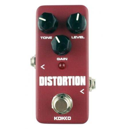 FLANGER FDS2 DISTORTION PEDAL GUITARRA
