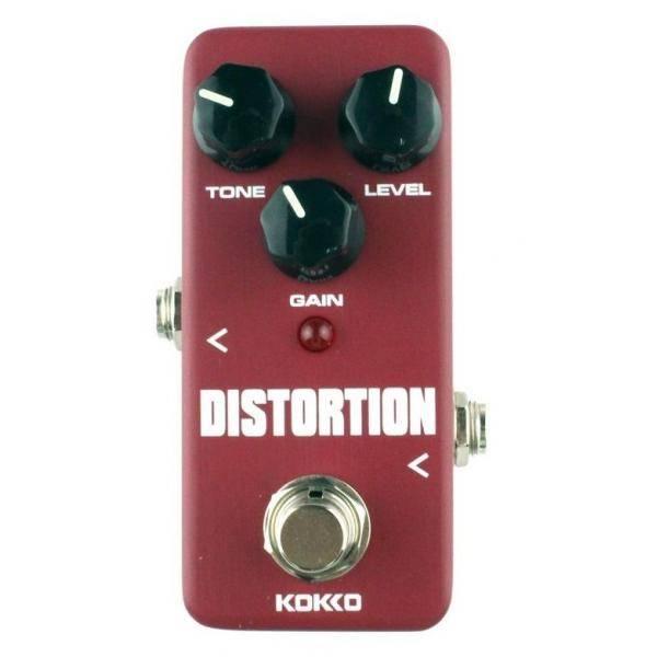 Flanger Kokko FDS2 Distortion Pedal guitarra