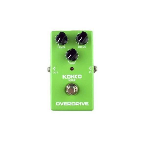 Flanger Kokko K02 Overdrive Pedal guitarra