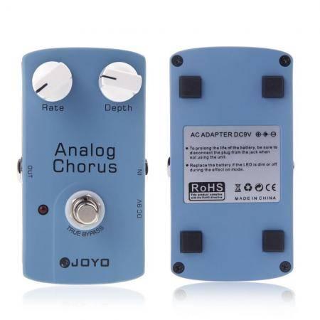 Joyo JF37 Analog Chorus