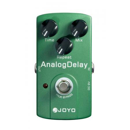 PEDAL GUITARRA JOYO JF33 ANALOG DELAY