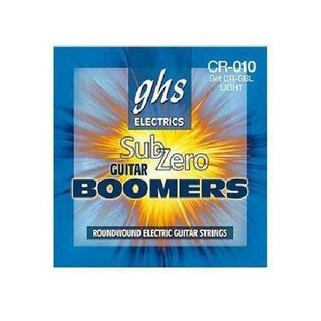 GHS CRGBXL cuerdas guitarra eléctrica