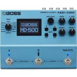 BOSS MD500 Modulation Pedal Guitarra eléctrica
