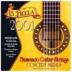 Cuerda 2ª La Bella 2001 Flamenco T.L